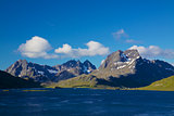 Norwegian panorama