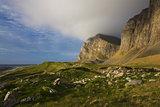 Cliffs on Norwegian coast