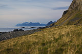 Norwegian coast