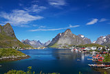 Picturesque Norway