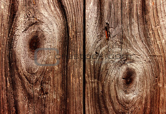 Old natural wooden texture