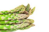 Fresh Green Asparagus Bunch