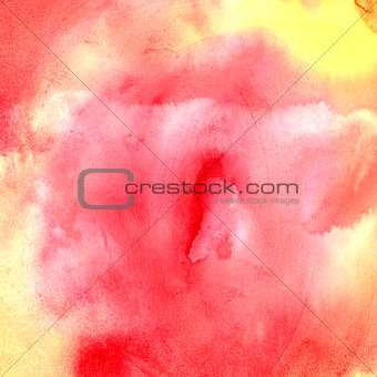 bright purple abstract watercolor background