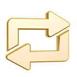 golden loop play symbol
