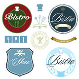 Bistro Label