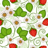 Seamless spring pattern