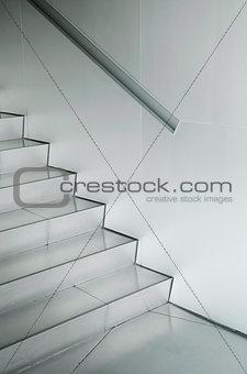 aluminium silver metal architecture detail