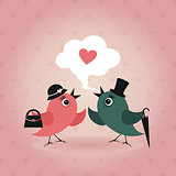 Bird of love7