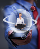 Keep your balance in the digital information overload