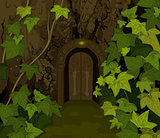 Gates of Magic Elves Castle