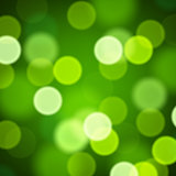 Blurred Saint Patrick Day background, vector Eps10 image.