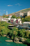 mostar in bosnia herzegovina
