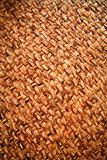 native style filipino rattan mat