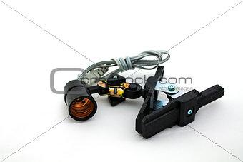 Clamp Lamp Equipment