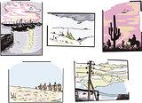 Miscellaneous landscapes