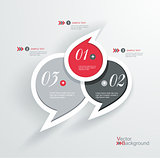 Vector design template design concept
