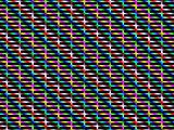 Diagonal Color Grid