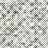 Light-brown mosaic background.