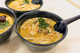 Singapore Curry Laksa Noodles