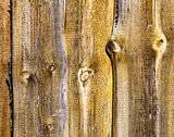 Wooden planks and slabs fense. Background.