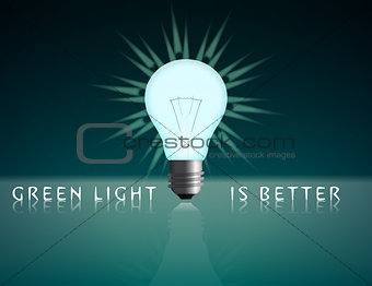 Green Energy - Light