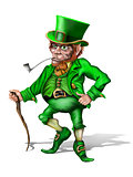 Cheeky Leprechaun