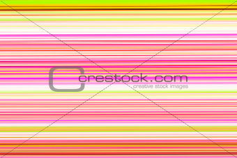 Abstract multicolored lines