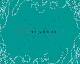 background  frame - sea knot