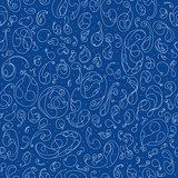 seamless background -tadpole