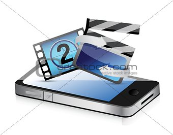 phone movie cinema