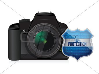 camera shield security protector