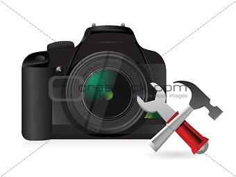camera setting tools