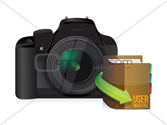 camera and user manual