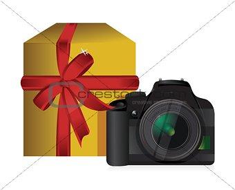 camera gift box
