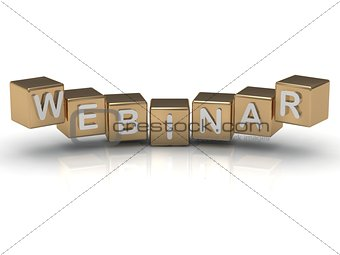 Beautiful inscription Webinar