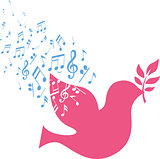 musical bird
