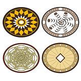 Vignettes mosaic