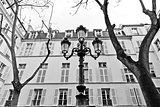 Paris - Place de Fustemberg