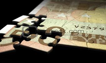 Incomplete Euro Puzzle