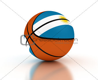 Argentinian Basketball Team