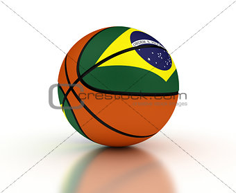 Brazilian Basketball Team