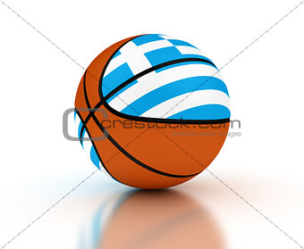 Greek Basketball Team