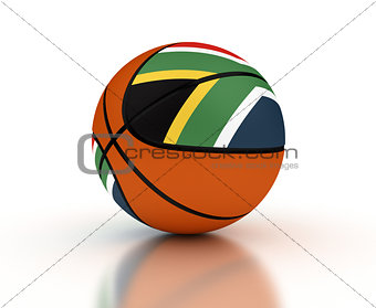 South African Basketball Team