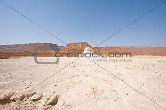 Fortress in Desert