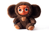 Russian toy Cheburashka