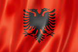 Albanian flag