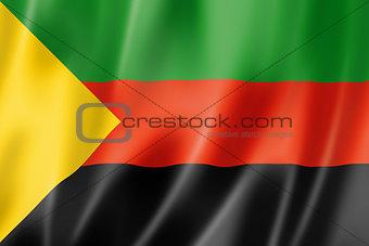 Azawad MNLA flag