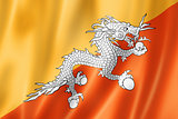 Bhutan flag