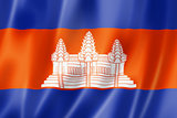 Cambodian flag