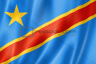 Democratic Republic of the Congo flag